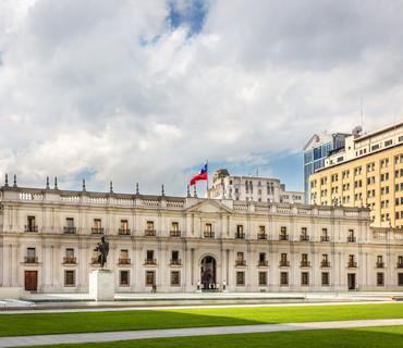 Santiago del Cile - Palazzo del Governo