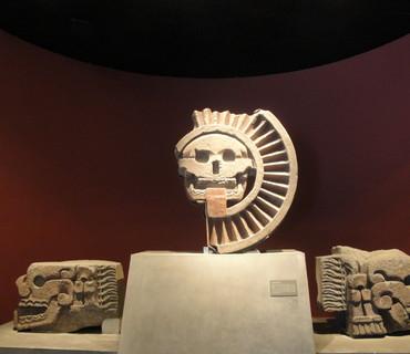 Museo Antropologico - Città del Messico
