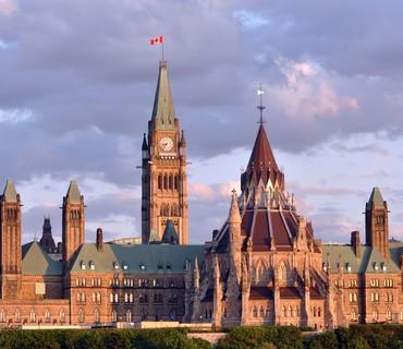 Ottawa - Palazzo del Parlamento