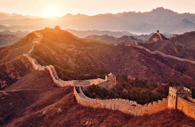 Pechino_ La Grande Muraglia