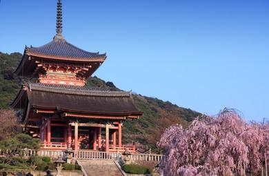 Kyoto Tempio Kiyomizudera