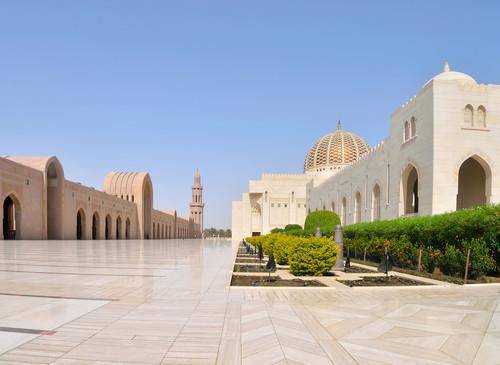 Muscat - Grande Moschea