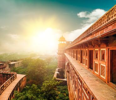 Agra - Forte Rosso