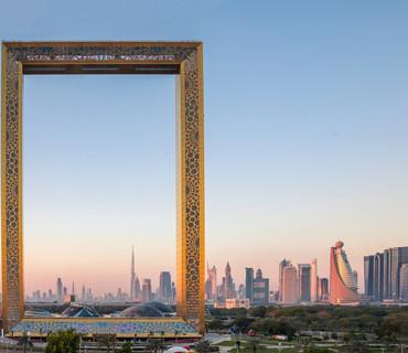 Dubai - Frame