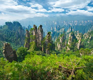 Parco Zhanjiajie