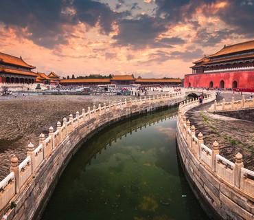 Pechino - citta' proibita