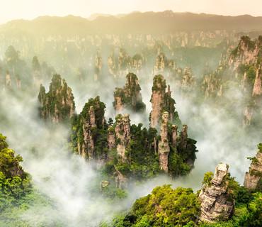 Zhangjiajie - Parco Avatar