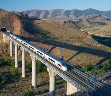 Spagna Treno