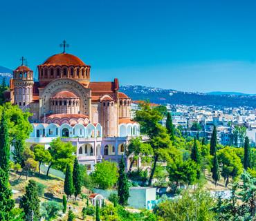 Grecia Salonicco