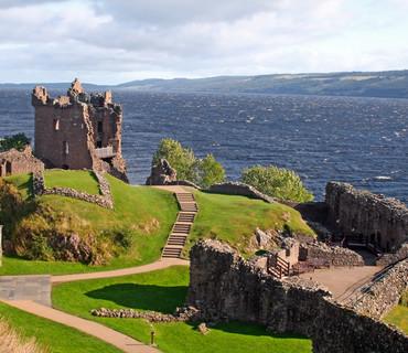 Scozia Castello di Urquhart