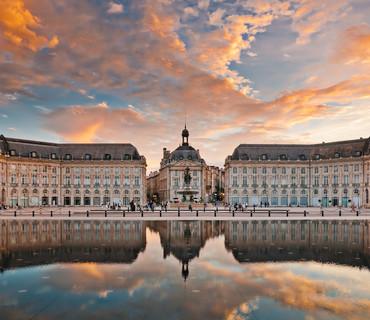 Bordeaux_ Place de la Bourse