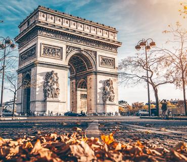 Parigi_Arc de triomphe