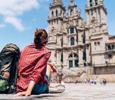 Spagna Santiago de Compostela