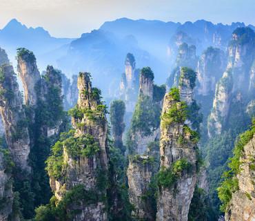 Parco Avatar Zhangjiajie