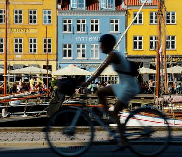 Danimarca Copenhagen Biciclette