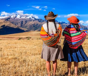 Perù, il Volo del Condor