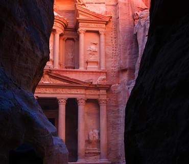 Giordania, Antica come la roccia