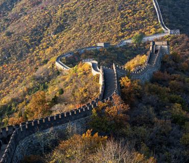Pechino - Grande Muraglia
