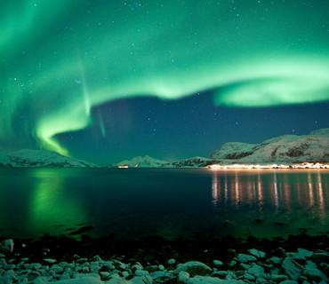 Aurora a Tromso